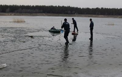 В Северодонецке пять детей провалились под лед, двое утонули