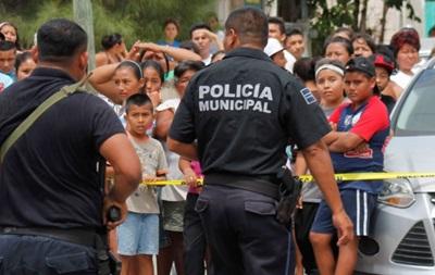 В мексиканской автомастерской расстреляли семь человек