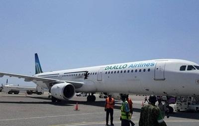 Взрывчатку на борт сомалийского самолета пронесли в ноутбуке
