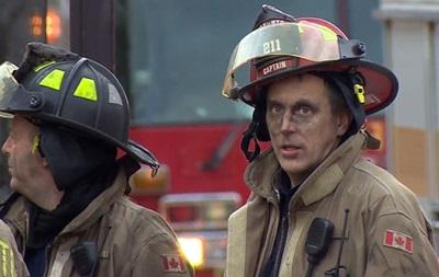 В Канаде горит дом престарелых: есть жертвы