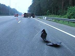 Шесть человек погибли в ДТП в Херсонской области