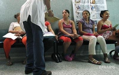 Вірусом Зіка в Колумбії заразилися три тисячі вагітних
