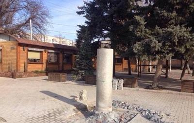 В Запорожье не сносили памятник Шевченко - ОГА