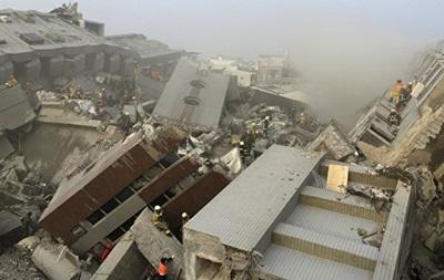 Число жертв на Тайване приближается к 30