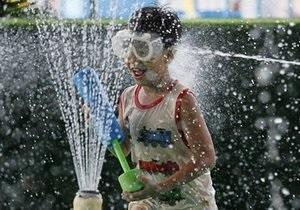 Экологи: Максимальная температура этим летом достигла отметки 48 градусов