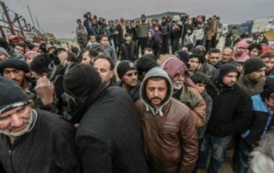 Поток мигрантов в Европу может составить миллион за год