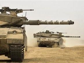 Израильские войска вступили в бой с палестинцами на границе сектора Газа