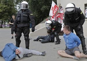 Польша проверит, участвовали ли фанаты из России в драке