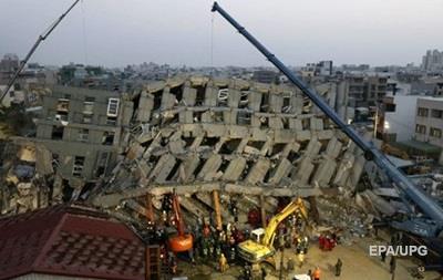 Землетрясение на Тайване: число жертв возросло до 40