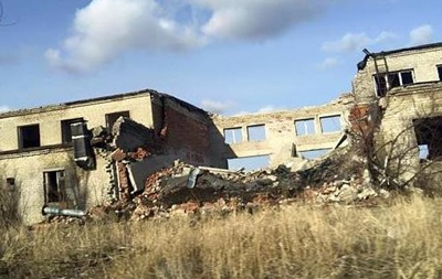 Появились новые фото разрушений в Донецке