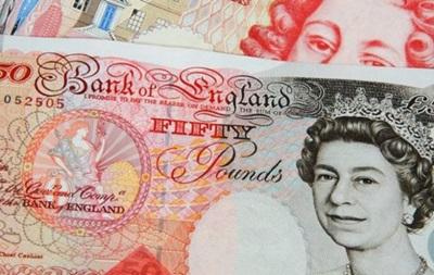 Британію закликають відмовитися від 50 і 100 фунтів