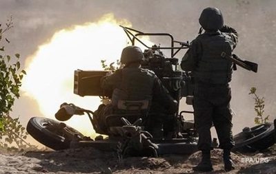 Сутки в АТО: обстрелы из БМП и минометов