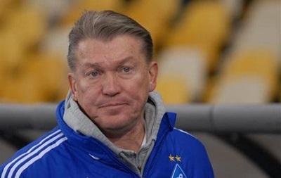 Блохин: В Динамо мне не хватило чуть-чуть времени