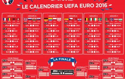 Один из спонсоров Евро-2016 опубликовал неправильный флаг Украины