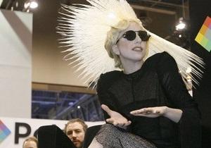 Lady GaGa будет вести колонку в модном журнале