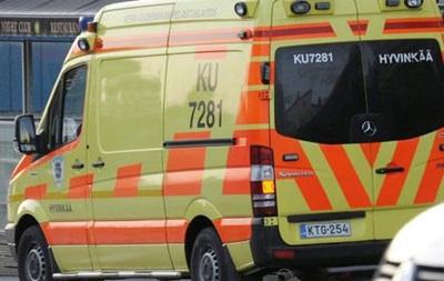 В Финляндии вратарь умер после столкновения с соперником