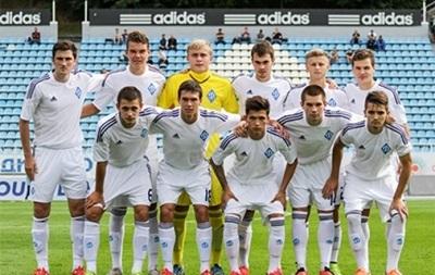 Динамо с разгромом вылетает из Юношеской Лиги чемпионов