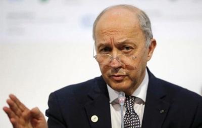Глава МИД Франции уходит в отставку