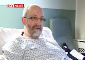 Британцу удалось избежать ампутации раздробленной ноги с помощью стволовых клеток