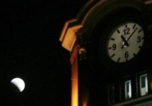 В новогоднюю ночь можно будет наблюдать лунное затмение