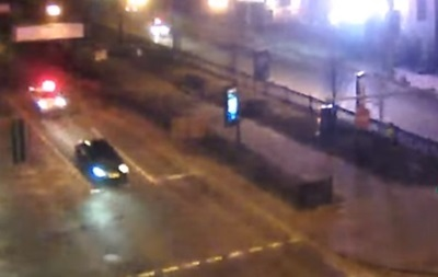 Опубликован радиоперехват погони полиции за BMW в Киеве