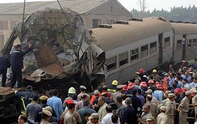 150 человек пострадали в результате крушения поезда в Египте