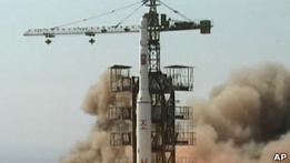 Китай встревожен намерением КНДР запустить новый спутник