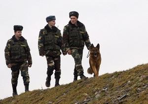 На российско-украинской границе неизвестные избили российских пограничников