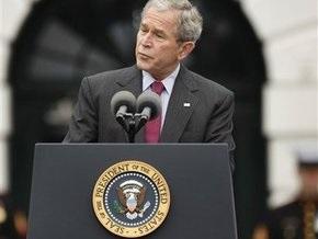 Буш ознакомит Обаму с основными проблемами США