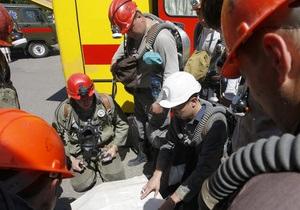 Мэр Донецка назвал предварительную причину аварии на шахте Скочинского