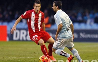 Коноплянка забив Сельта і допоміг Севільї вийти у фінал Кубка Іспанії