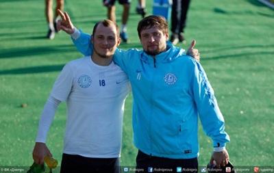 Селезнев поговорил с Коломойским о долгах перед футболистами