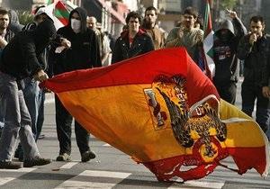 ЭТА призвала басков к борьбе за независимость