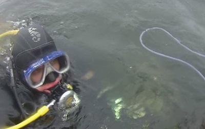 Возле моста Патона в Киеве обнаружили труп мужчины
