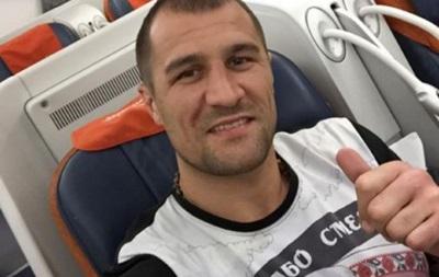 Воля або смерть: Российский боксер надел украинскую футболку