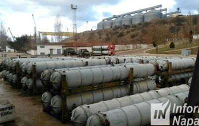 В Севастополе заметили скопление зенитных ракет - СМИ