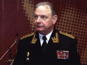Экс-командующий ЧФ считает, что флотам Украины и России надо теснее сотрудничать