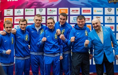 Украинские атаманы выиграли во Львове у команды Турции