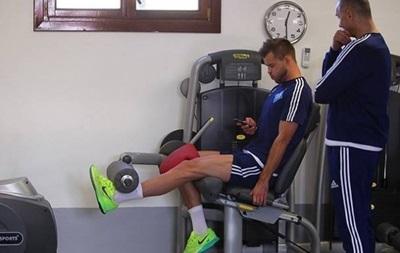 Тренер-реабилитолог Динамо: Ярмоленко тренируется почти без ограничений