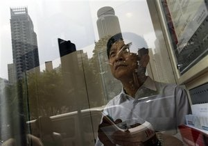Данные США способствовали росту фондовых индексов