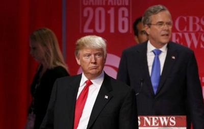 Трамп и Буш поспорили об Ираке и России