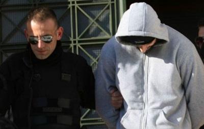 В Греции арестованы вооруженные британские граждане