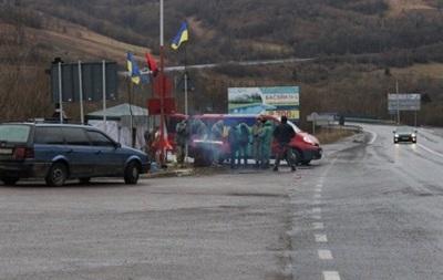 Движение фур РФ на Закарпатье почти прекратилось