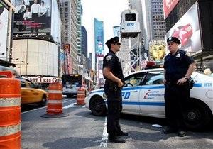 В Нью-Йорке закрыли один из мостов из-за брошенного грузовика