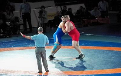 Українські борці завоювали 50 медалей на Київському турнірі