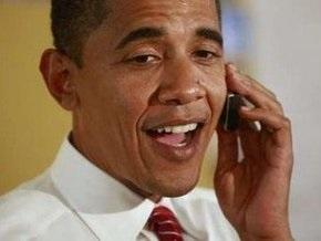 Обама перезвонил Пан Ги Муну через две недели после просьбы генсека