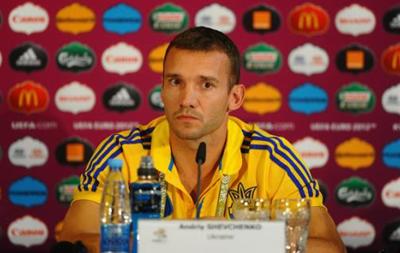 Шевченко стал помощником Фоменко в сборной Украины