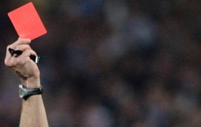 За красную карточку аргентинский футболист застрелил арбитра