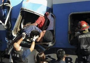 Железнодорожная катастрофа в Буэнос-Айресе: не менее 50 погибших