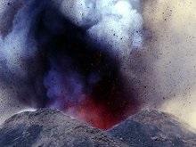 Началось извержение крупнейшего европейского вулкана